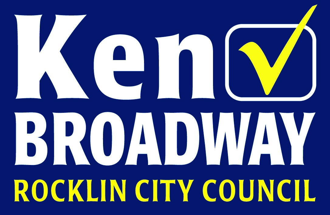 Ken Broadway for Rocklin City Council